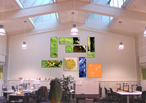 kantoorinrichting kunstbemiddeling