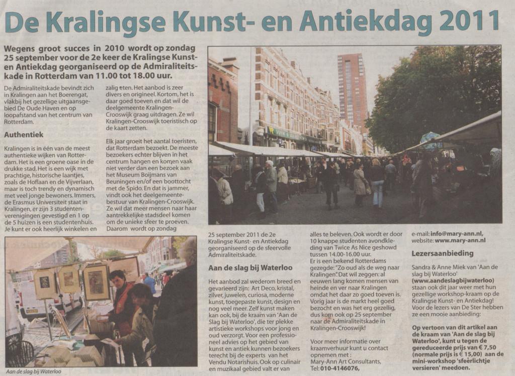 kunstevenement kunstfestijn antiek kunst