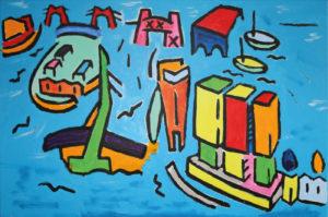 laurens Zorginstelling adoptie schilderijen